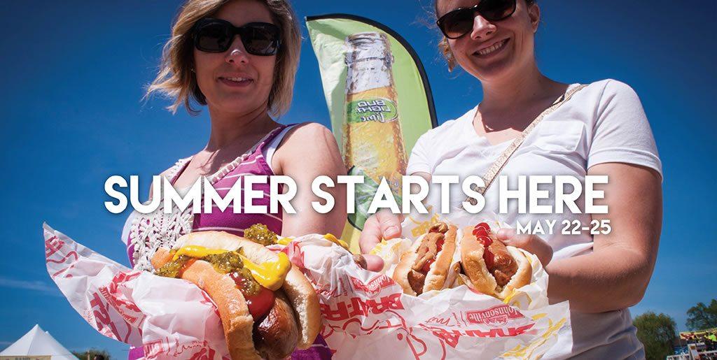 Brat Fest - Summer Starts Here!