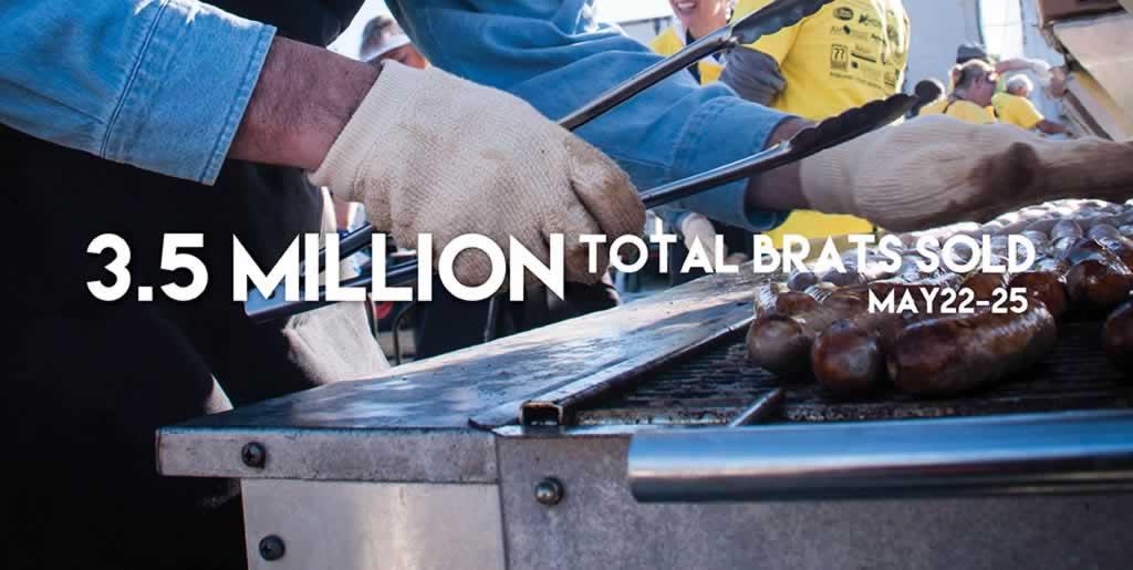 Brat Fest - 3.5 Million Brats