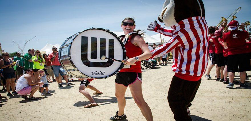 UW Band & Bucky