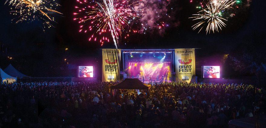 Bratfest concert